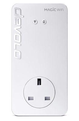 Devolo Magic 2 WiFi 2400 Mbit/s Ethernet-Anschluss WLAN 3 Stück(e) Plug-Type G (UK) – Bild 2