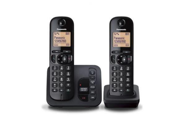 Panasonic KX-TGC222EB Telefon DECT-Telefon Schwarz Anrufer-Identifikation - Plug-Type G (UK) – Bild 3