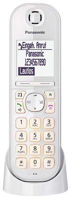 Panasonic KX-TGQ200 IP-Telefon Kabelloses Mobilteil LCD 4 Zeilen - Plug-Type C (EU) – Bild 3