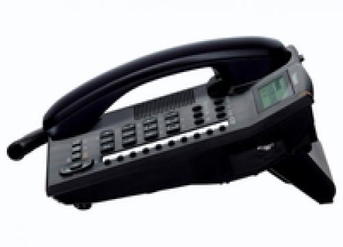 Panasonic KX-TS880EXB Telefon Analoges Telefon Schwarz Anrufer-Identifikation – Bild 2