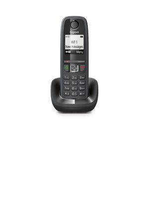 Gigaset AS470 Solo DECT-Telefon Schwarz Anrufer-Identifikation – Bild 2