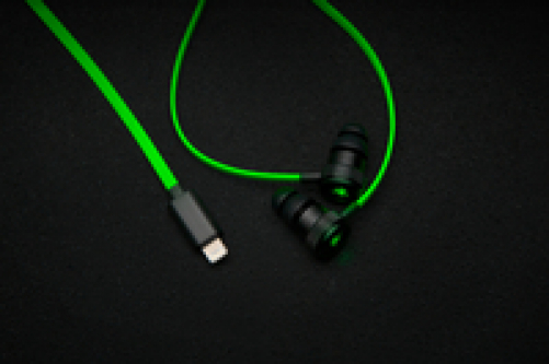 RAZER Hammerhead iOS Lightning In-Ear Headphones – Bild 1