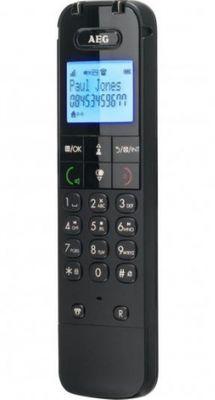 AEG Lloyd Combo 15 DECT-Telefon Schwarz - Plug-Type C (EU)