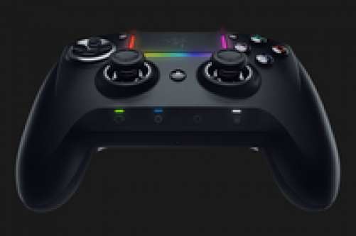 Razer Raiju Ultimate 2019, Wireless and Wired Gaming Controller with Mecha Tactile Action Buttons – Bild 2