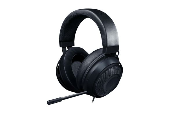 RAZER Kraken - Gaming Headset with Cooling Gel Earpads for Ambitious Gamers - Black – Bild 4