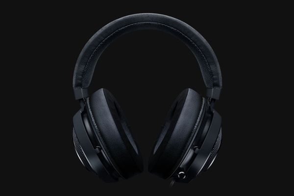 Razer Kraken - Gaming Headset with Cooling Gel Earpads for Ambitious Gamers - Black – Bild 1