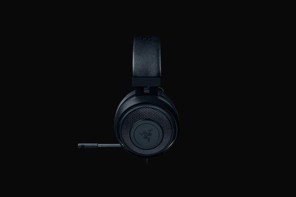 Razer Kraken - Gaming Headset with Cooling Gel Earpads for Ambitious Gamers - Black – Bild 3