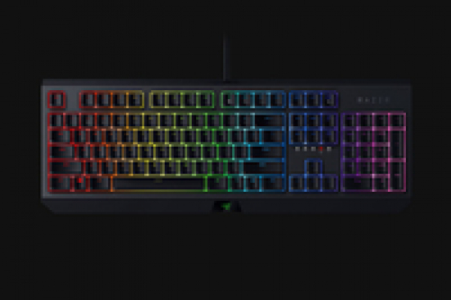 Razer Blackwidow Mechanische Gaming Tastatur mit Green Switches - RGB Chroma Beleuchtung (DEU Layout - QWERTZ) – Bild 7