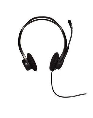 Logitech PC 960 Stereo Headset USB – Bild 2