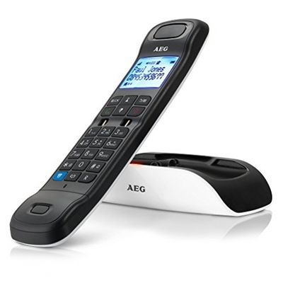Aeg Tongoo 15 DECT-Telefon WHITE – Bild 6