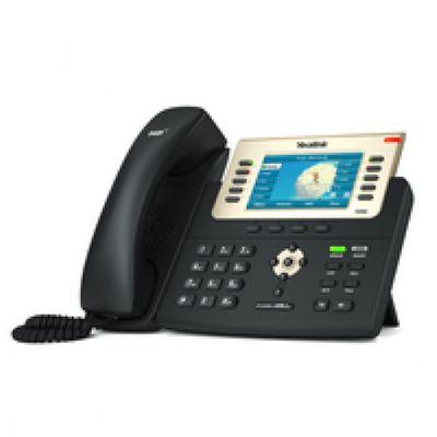 Yealink SIP-T29G IP-Telefon Kabelgebundenes Mobilteil BLACK