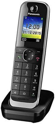 PANASONIC KX-TGJA30EX DECT-Telefon-Mobilteil Schwarz – Bild 1