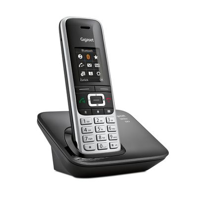 Gigaset S850A ECO Bluetooth Cordless Phone with Answer Machine – Bild 1