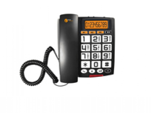 Topcom TS-6651 Telephone – With big buttons – Extra large display – Bild 1