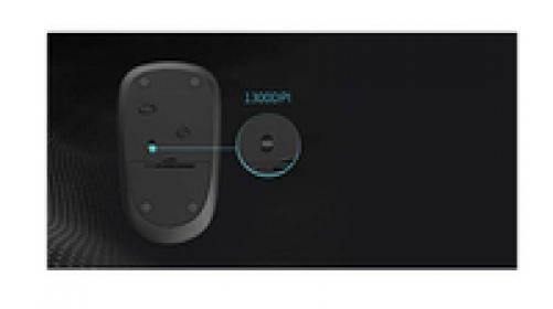 Rapoo 9300M Tastatur mit Maus kabelloses ultraflaches Multi-Mode-Deskset für Büro (DEU Layout - QWERTZ) – Bild 3