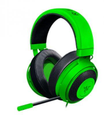 RAZER Kraken Headset Kopfband Binaural Green – Bild 1