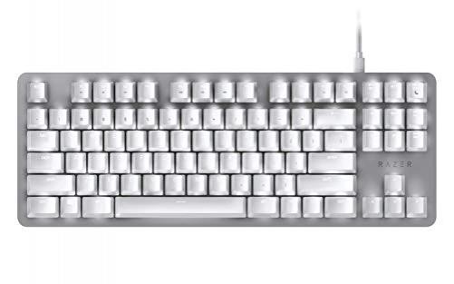 RAZER BlackWidow Lite Tastatur USB Weiß (USA Layout - QWERTY) – Bild 7