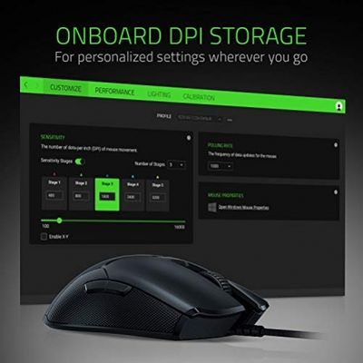 RAZER Viper Ultralight Ambidextrous Wired Gaming Mouse – Bild 5