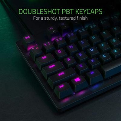 RAZER Huntsman Tournament Edition Tastatur USB - (USA Layout - QWERTY) – Bild 2