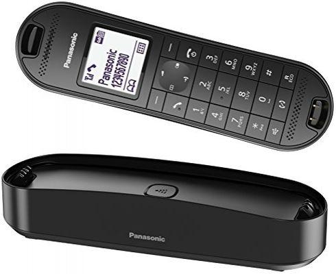 Panasonic KX-TGK320 DECT-Telefon Schwarz Anrufer-Identifikation – Bild 6