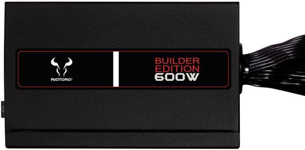 Riotoro PR-BFX600-EU PC-Netzteile Mehrfarbig – Bild 4