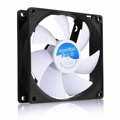 AAB Cooling Aab Cooling Super Silent 9 – Efficient And 92Mm Quiet Case Fan With 4 Anti Vibration Pads – Bild 2