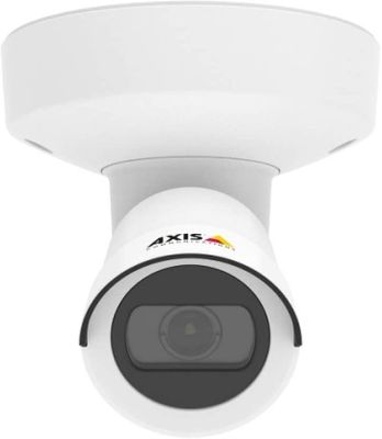 Axis Companion Bullet mini LE IP security camera Indoor and outdoor Cable lug White 1920 x 1080Pixel – Bild 1