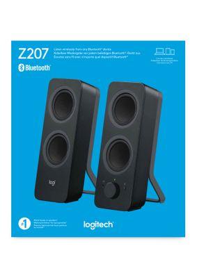 logitech Z207 5 W Schwarz Verkabelt & Kabellos – Bild 6