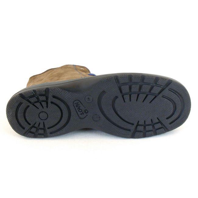 Naot Damen Schuhe Knöchelschuhe Caribou Velourleder khaki 10808 Wechselfußbett – Bild 5