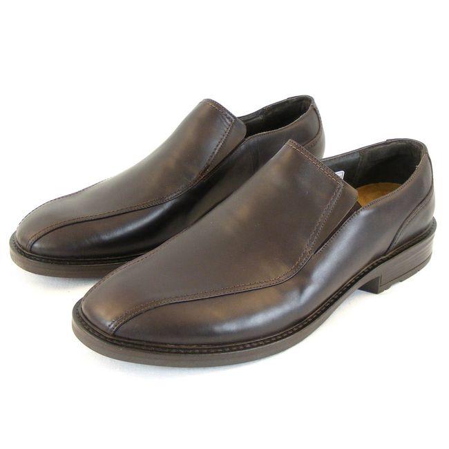 Naot Herren Schuhe Slipper Success echt Leder dunkelbraun 11779 Wechselfußbett  – Bild 1