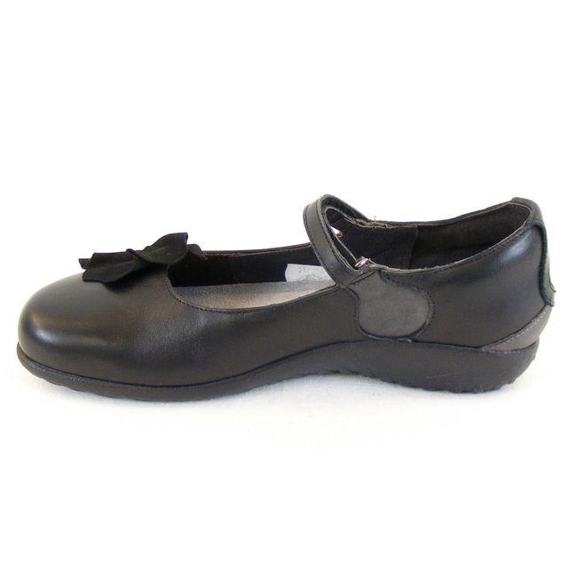 Naot Damen Schuhe Mary Jane Spangenschuhe Titoki Leder schwarz grau combi 12951 – Bild 2