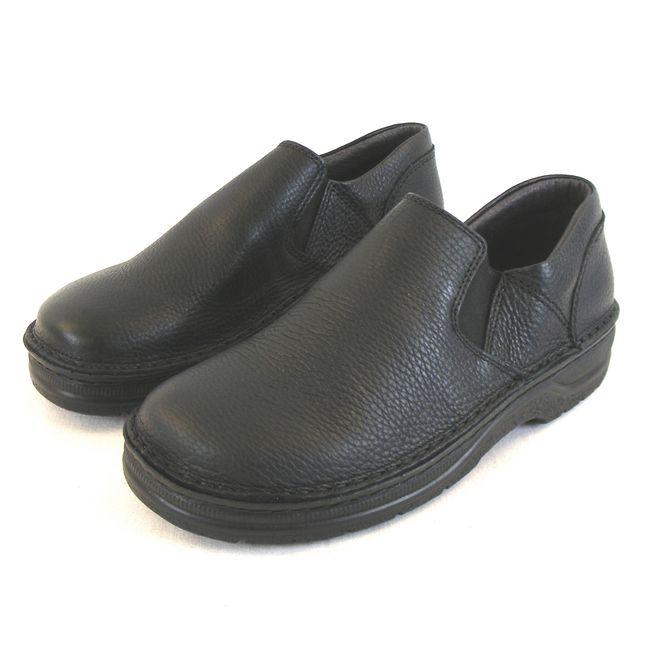exzellente Qualität billig zu verkaufen Sortenstile von 2019 Naot Herren Schuhe Slipper Eiger Leder schwarz 13976 Wechselfußbett Freizeit