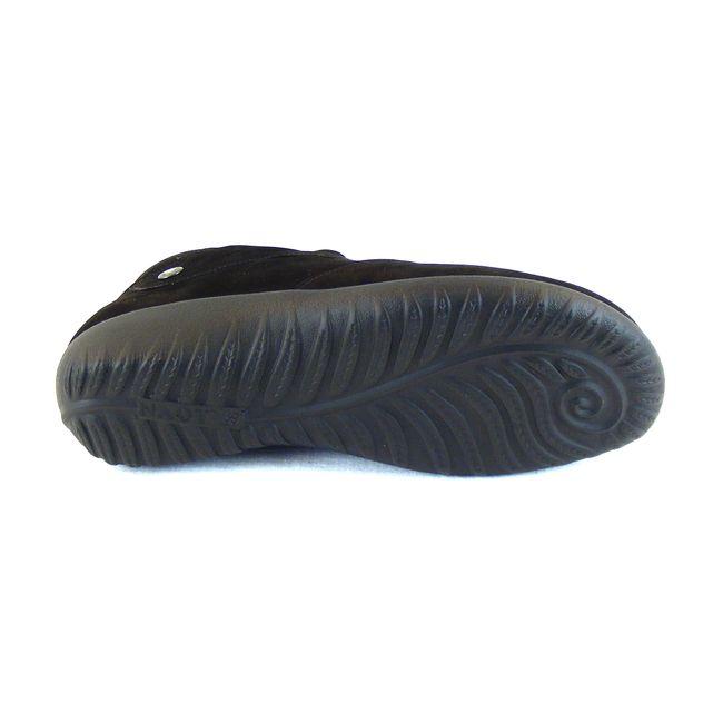 Naot Damen Schuhe Stiefeletten Kahika Echt-Leder schwarz Wechselfußbett 16013 – Bild 5