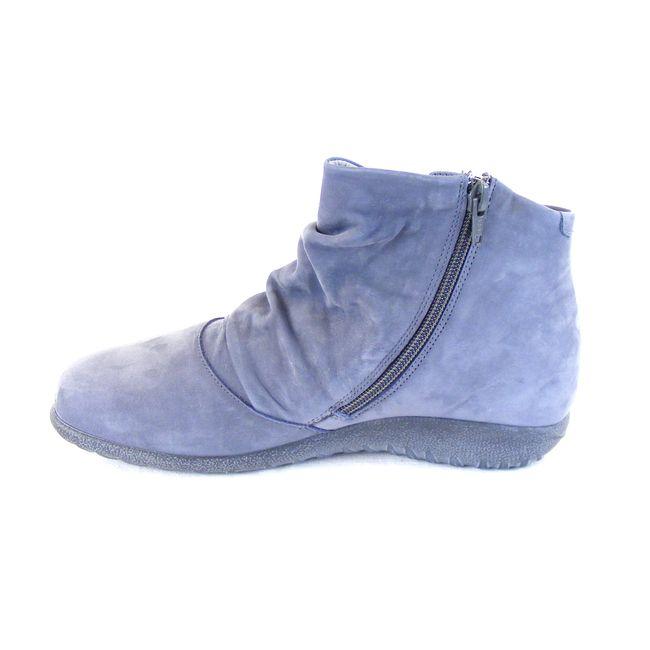 Naot Damen Schuhe Stiefeletten Kahika Echt-Leder hellblau Wechselfußbett 16026 – Bild 2