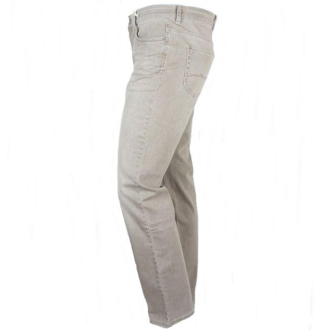 MAC Damen Jeans Angela wheat beige leicht gecrinkelt Fivepocket 34668 – Bild 2