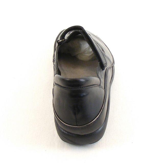 Naot Damen Schuhe Halbschuhe Matai Leder schwarz 9479 Wechselfußbett Freizeit – Bild 3