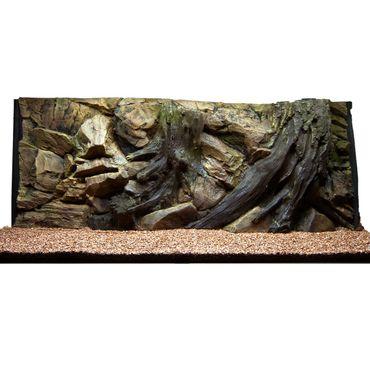 3d Aquarium Rückwand 200x50 cm K-Line ZWEITEILIG – Bild 4
