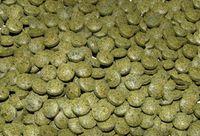 Futtertabletten Boden 10% Spirulina 10mm 500ml