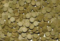 Futtertabletten Haft 10% Spirulina 10mm 2kg
