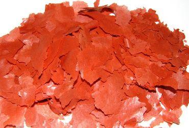 Zierfisch Flockenfutter Krill rot 1 L Premium