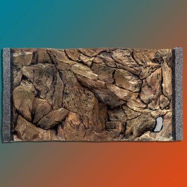 3d Aquarium Rückwand 60x40 cm O-Line Terrarium FIF – Bild 1