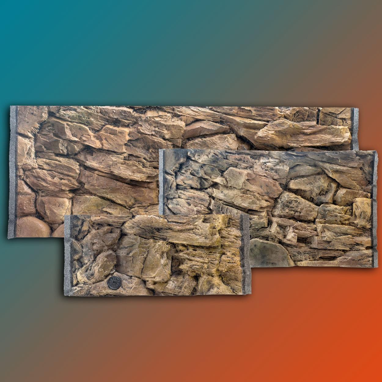 3d aquarium r ckwand s line verschiedene gr en terrarium. Black Bedroom Furniture Sets. Home Design Ideas