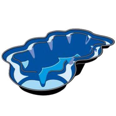 Ubbink Fertigteich Neptun V Garten 3800 Liter – Bild 1