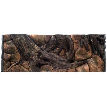 FIF 3d Rückwand 160x70 cm Aquarium Terrarium Luxus-Line – Bild 2