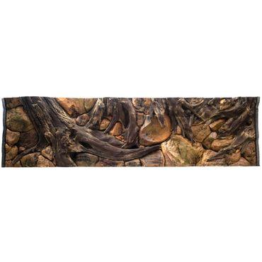 FIF 3d Rückwand 180x50 cm Aquarium Terrarium Luxus-Line – Bild 2