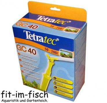 Tetra Tec GC 40 Komfort Mulmsauger #