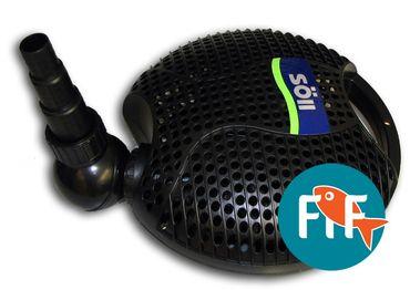 SÖLL Filterpumpe SFP 4600 L/h für Filter, Teich, Bachlauf