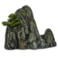Decor Felsen CHINA-SEA mountain M 001