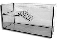 Wasserschildkröten Aquarium 150x50x60 cm 450 L FIF 001