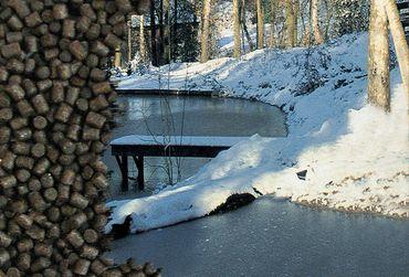 Winterfutter Premium Teichfutter 2,1 kg Sinkfutter 4,5 mm ca. 3 L